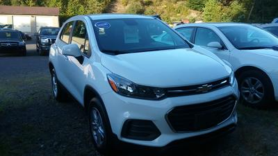 Chevrolet Trax 2017 for Sale in Weirton, WV