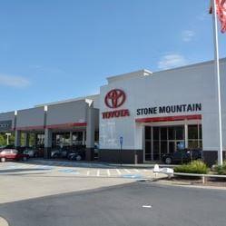 Stone Mountain Toyota Image 3