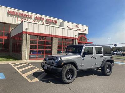 Jeep Wrangler JK Unlimited 2018 for Sale in Ellensburg, WA