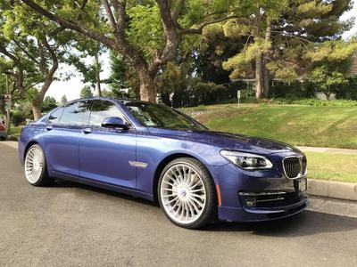 2014 BMW ALPINA B7  for sale VIN: WBAYA8C53EDS15407
