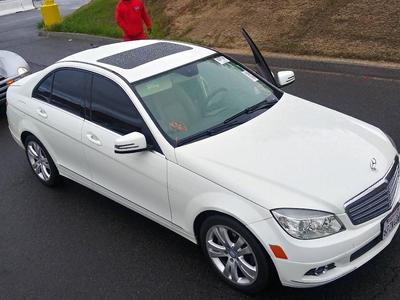2011 Mercedes-Benz C-Class C 300 for sale VIN: WDDGF5EBXBA503560