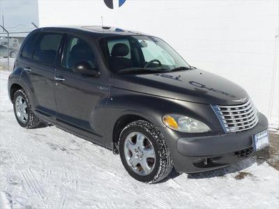 2001 Chrysler PT Cruiser  for sale VIN: 3C8FY4BB61T571178