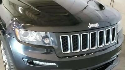 2012 Jeep Grand Cherokee SRT8 for sale VIN: 1C4RJFDJ6CC340685