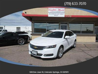 2016 Chevrolet Impala LT for sale VIN: 2G1115S33G9148318