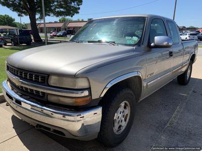 Chevrolet Silverado 1500 2001 for Sale in Bixby, OK