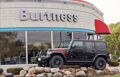 Burtness Chrysler Dodge Jeep Ram Image 1