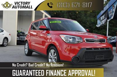 2015 KIA Soul + for sale VIN: KNDJP3A58F7789915
