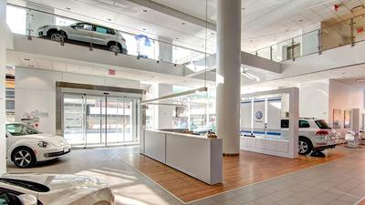 Open Road Volkswagen Manhattan Image 3