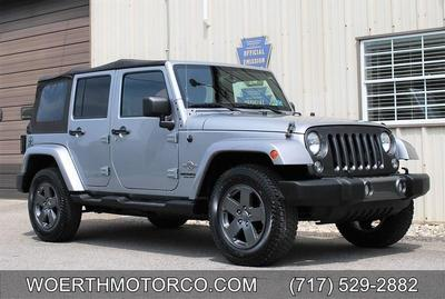Jeep Wrangler Unlimited 2014 for Sale in Christiana, PA