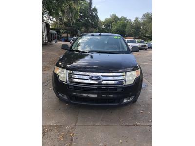 2007 Ford Edge SE for sale VIN: 2FMDK36C07BA53512