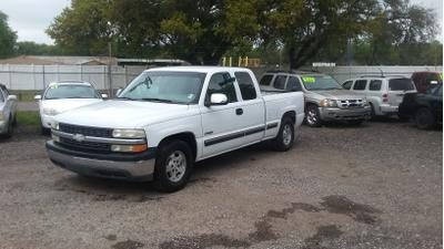 1999 Chevrolet Silverado 1500 LS for sale VIN: 2GCEC19T6X1155926