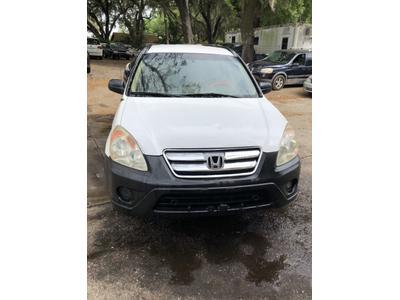 2005 Honda CR-V LX for sale VIN: SHSRD68545U308983