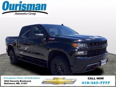 Chevrolet Silverado 1500 2019 for Sale in Gwynn Oak, MD