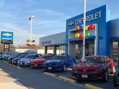 Ourisman Chevrolet Baltimore - Curbside pickup and home delivery available Image 6