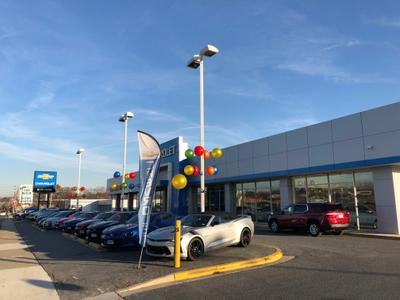 Ourisman Chevrolet Baltimore - Curbside pickup and home delivery available Image 7