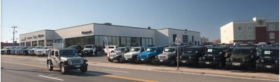 Newport Chrysler Dodge Jeep RAM Image 2