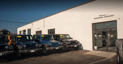 Newport Chrysler Dodge Jeep RAM Image 8