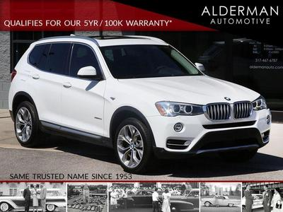BMW X3 2017 for Sale in Fishers, IN