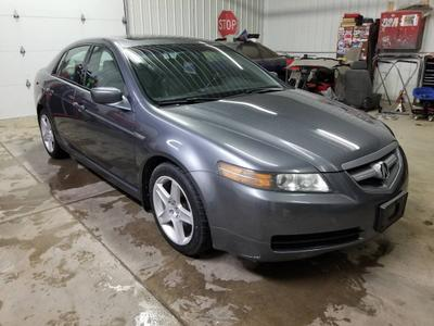 2006 Acura TL  for sale VIN: 19UUA66236A032195