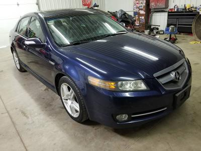 2008 Acura TL 3.2 for sale VIN: 19UUA66278A023549