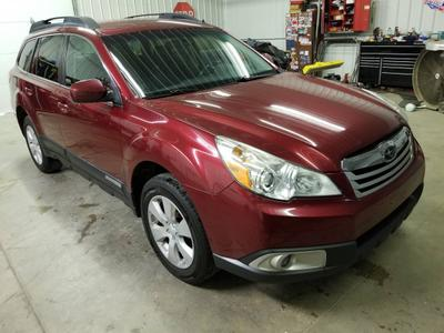 2012 Subaru Outback 2.5i Premium for sale VIN: 4S4BRBCCXC3299768