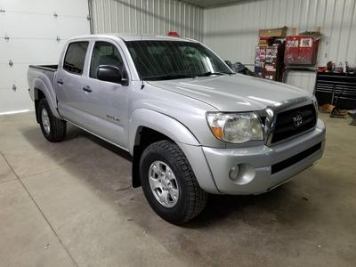 2008 Toyota Tacoma Double Cab for sale VIN: 5TELU42N78Z556772