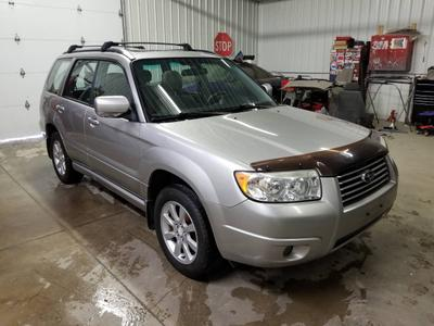 2006 Subaru Forester 2.5 X for sale VIN: JF1SG65686H754588