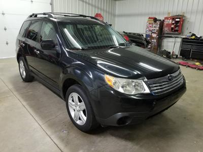 2009 Subaru Forester 2.5 X for sale VIN: JF2SH63699G734369
