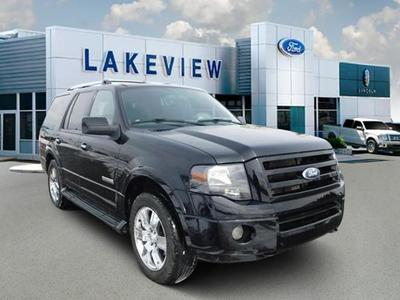 2008 Ford Expedition Limited for sale VIN: 1FMFU205X8LA19621