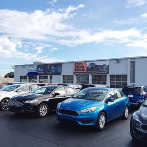 Lakeview Ford Lincoln Image 2