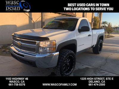 2013 Chevrolet Silverado 1500 Work Truck for sale VIN: 1GCNKPE03DZ172574