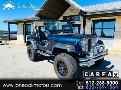 Jeep CJ-7 1986 for Sale in Austin, TX