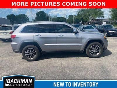 Jeep Grand Cherokee 2017 a la venta en Jeffersonville, IN