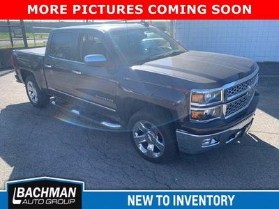Chevrolet Silverado 1500 2015 for Sale in Jeffersonville, IN