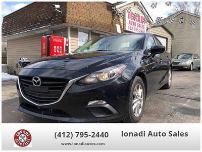 2014 Mazda Mazda3 i Touring for sale VIN: JM1BM1V74E1137145