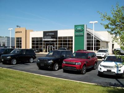 Jaguar Land Rover of Peoria Image 1
