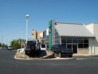 Jaguar Land Rover of Peoria Image 5