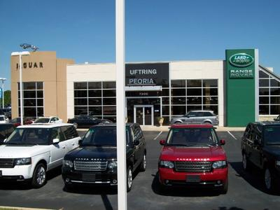 Jaguar Land Rover of Peoria Image 7
