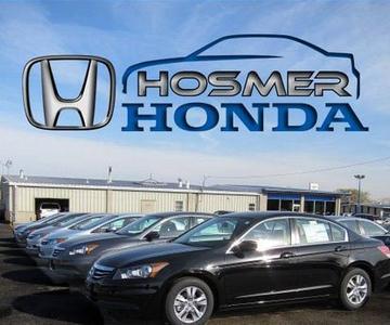 Hosmer Honda Image 1
