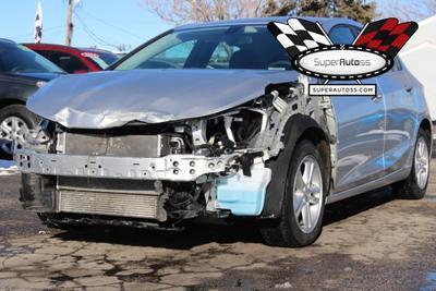 Chevrolet Cruze 2017 for Sale in Salt Lake City, UT
