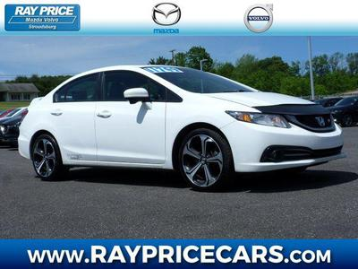 2014 Honda Civic Si for sale VIN: 2HGFB6E5XEH701371