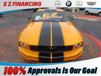 Used 2014 Ford Mustang In Conyers Ga Near 30013 1zvbp8am2e5267202