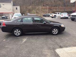 2009 Chevrolet Impala LT for sale VIN: 2G1WT57KX91184038