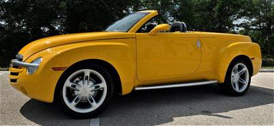 2004 Chevrolet SSR  for sale VIN: 1GCES14P74B107053