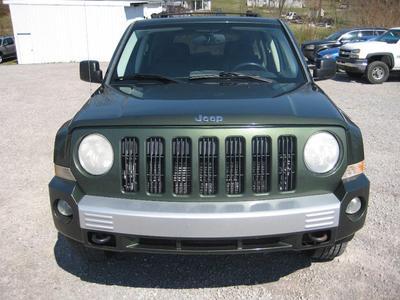 2008 Jeep Patriot Limited for sale VIN: 1J8FF48W68D734289