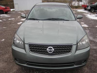 2006 Nissan Altima 2.5 S for sale VIN: 1N4AL11D86C255561