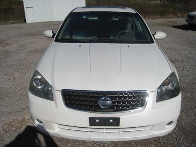 2006 Nissan Altima 3.5 SL for sale VIN: 1N4BL11D16C165267