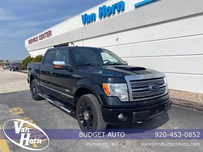 Ford F-150 2012 for Sale in Plymouth, WI