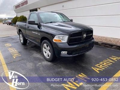 RAM 1500 2012 for Sale in Plymouth, WI