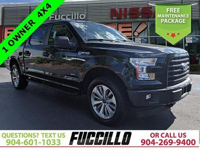 2017 Ford F-150 XL for sale VIN: 1FTEW1EG6HFA71552